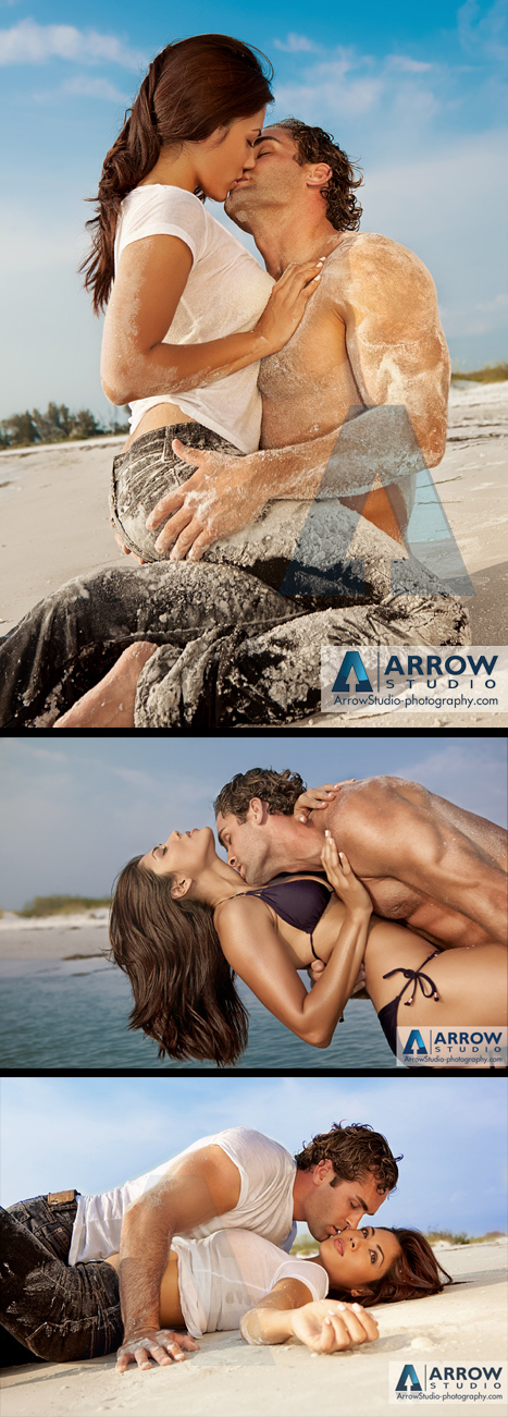 Colby Erskin and Barbara by Arrow Studio photography